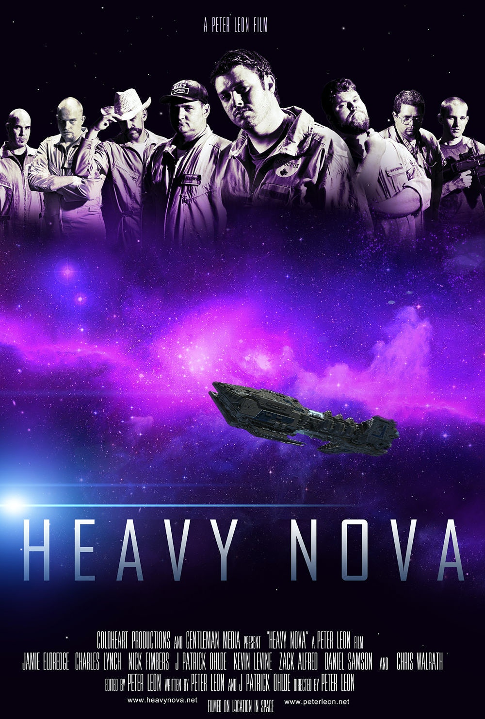 HEAVY NOVA - PETERLEON.ORG