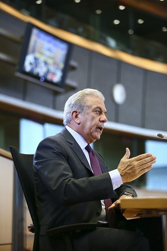 Hearing of Commissioner-designate for Migration & Home Affairs - LIBE - Pablo Garrigós