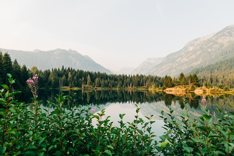 Snoqualmie Pass, WA - Philip Tran | San Diego Photographer