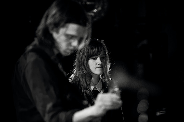 About To Die Dirty Projectors - Keith Klenowski Photography