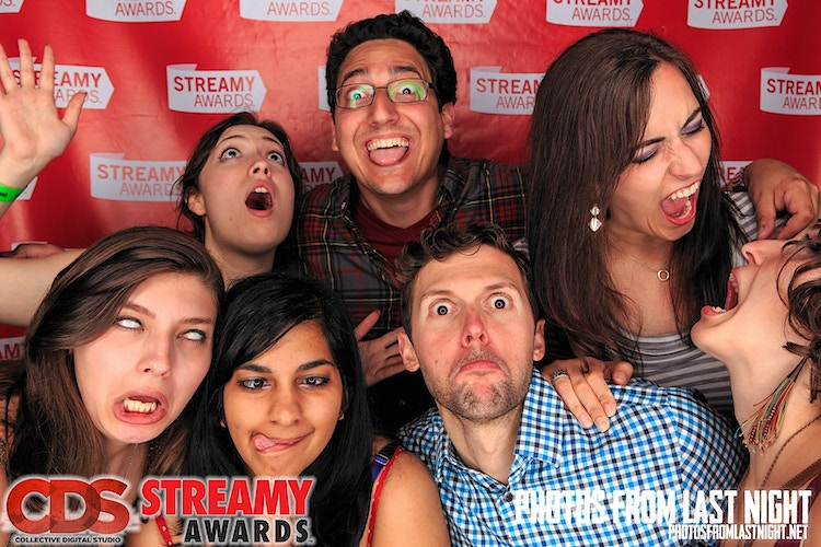 Collective Digital Studio Now Studio71 Vidcon After Party 062814 - Photos From Last Night