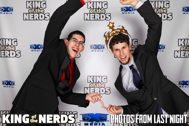 King Of The Nerds Season Party 012415 - Photos From Last Night