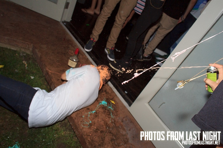 Dominic Deangelis 21st Bday 082214 - Photos From Last Night