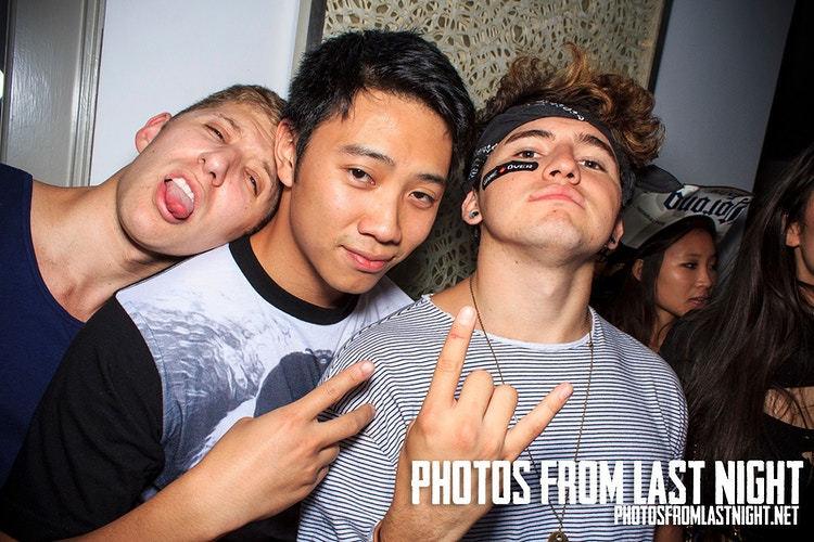 Jc Caylen 22nd Bday Party 091314 - Photos From Last Night