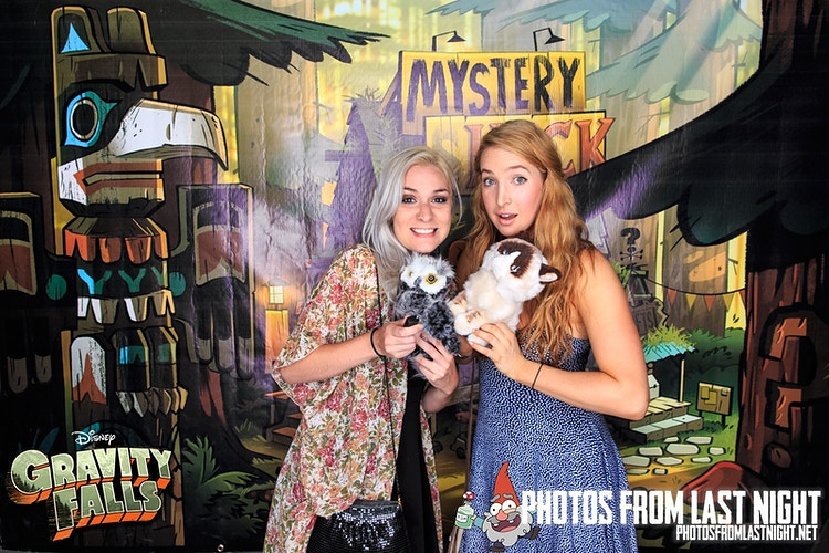Gravity Falls Season 2 Premiere Party 080214 - Photos From Last Night