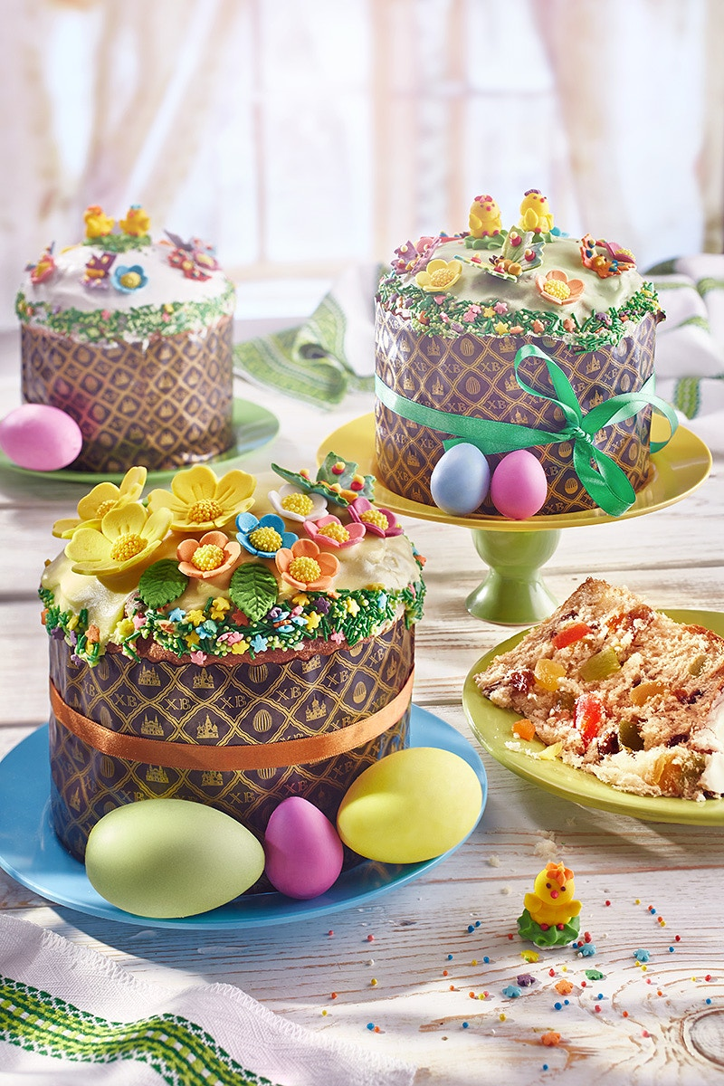 Novus Easter Catalog - Sergiy Rud & Juliya Malanuk :: Table-top photography