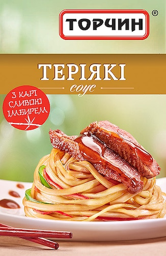 Torchin Teriyaki - Sergiy Rud & Juliya Malanuk :: Table-top photography