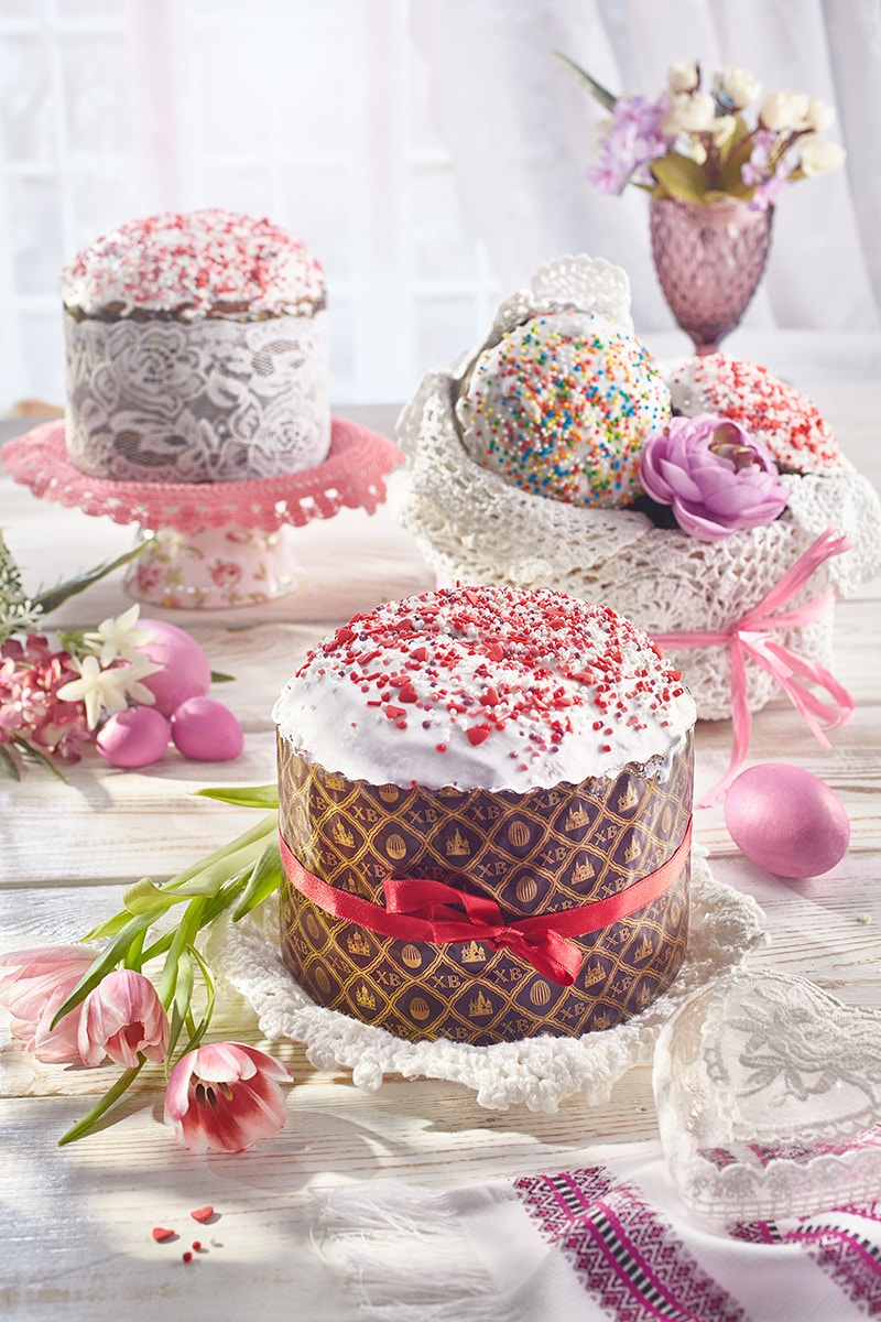 Novus / Easter Catalog - Sergiy Rud & Juliya Malanuk :: Table-top photography