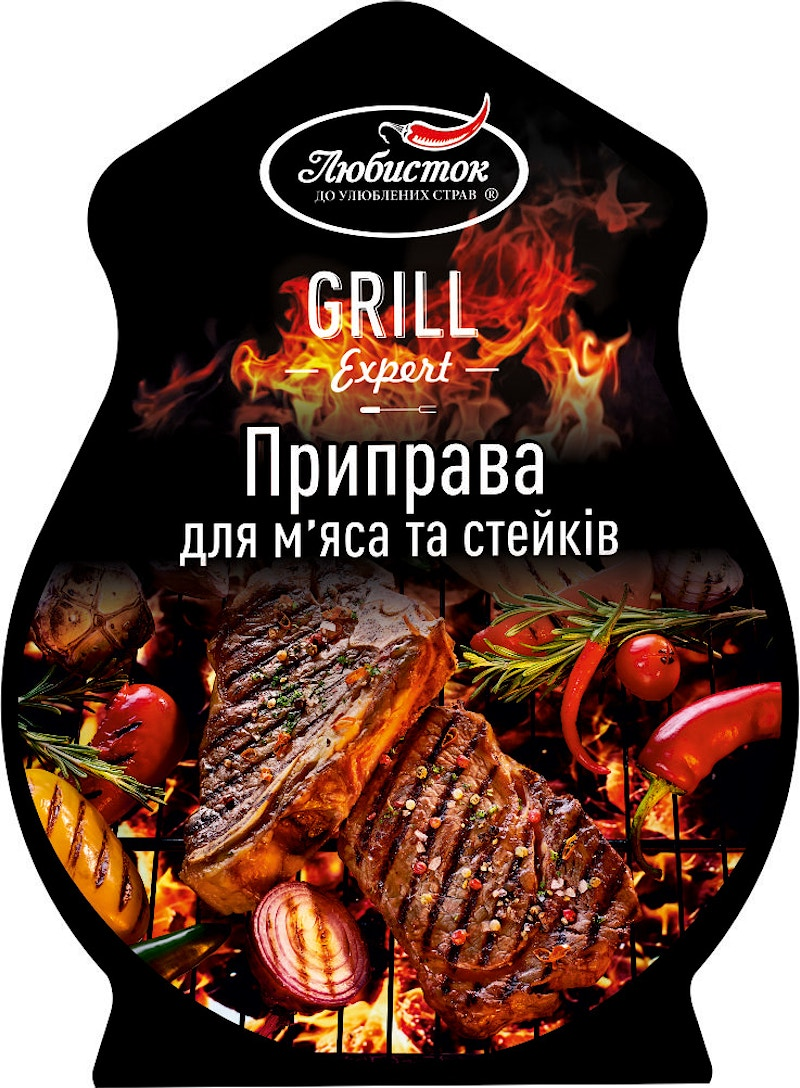 Lyubistok Grill - Sergiy Rud & Juliya Malanuk :: Table-top photography