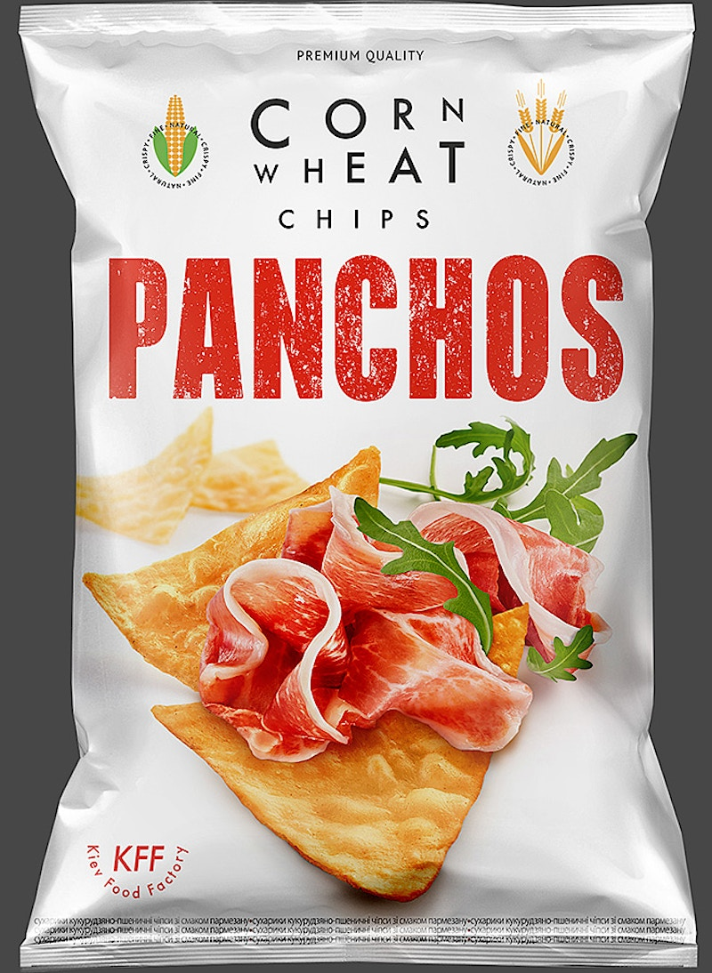 Panchos Packaging - Sergiy Rud & Juliya Malanuk :: Table-top photography