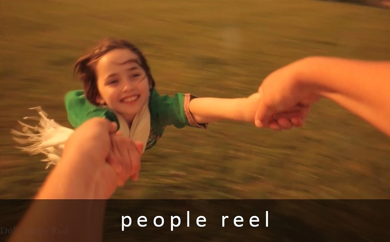 People reel - Sergiy Rud & Juliya Malanuk :: Table-top photography