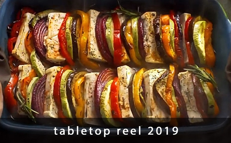 Tabletop reel 2019 - Sergiy Rud & Juliya Malanuk :: Table-top photography