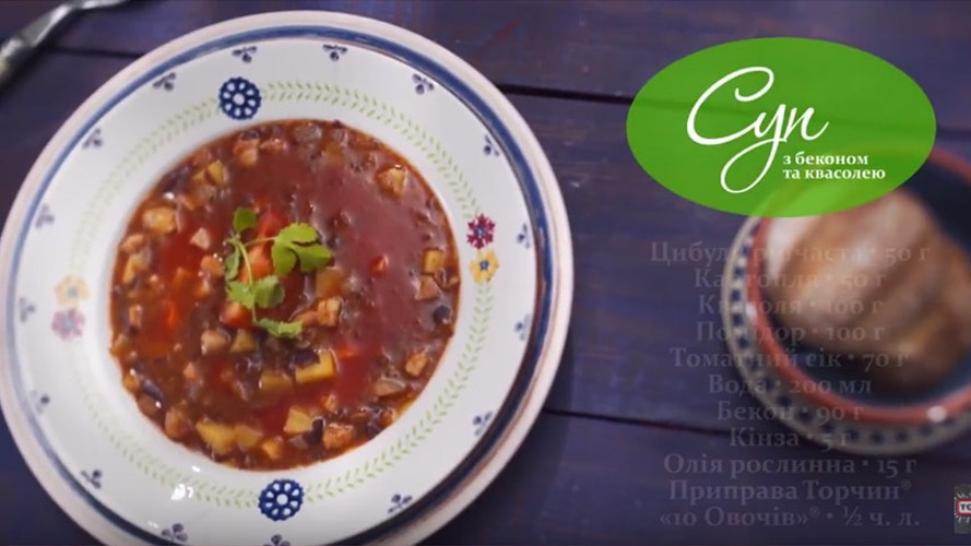 Video Recipes - Sergiy Rud & Juliya Malanuk :: Table-top photography