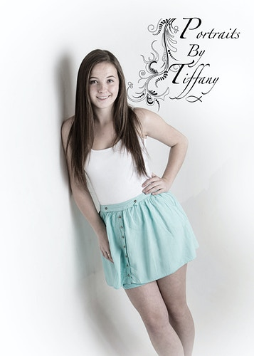 High School Seniors - Portraits by Tiffany