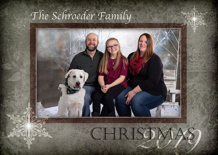 Christmas Cards - Portraits by Tiffany