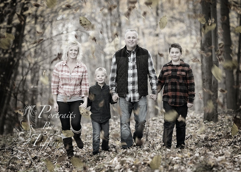 Families - Portraits by Tiffany