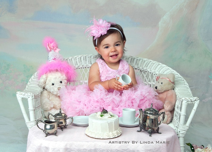 The Classic Portrait - Portrait Artistry by Linda Marie | Newborn, Children & Family Photography