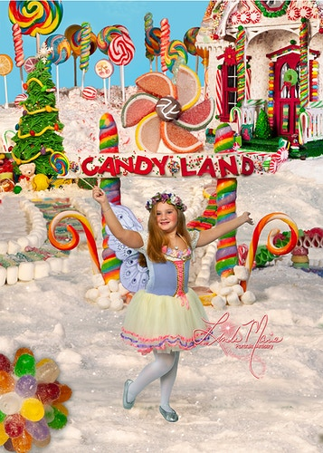 Candyland Gallery Digital - Portrait Artistry by Linda Marie | Newborn, Children & Family Photography