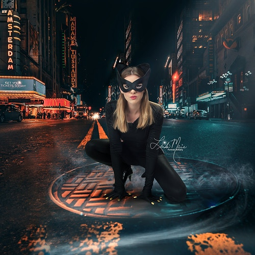 Super Heros Characters - Portrait Artistry by Linda Marie | Newborn, Children & Family Photography