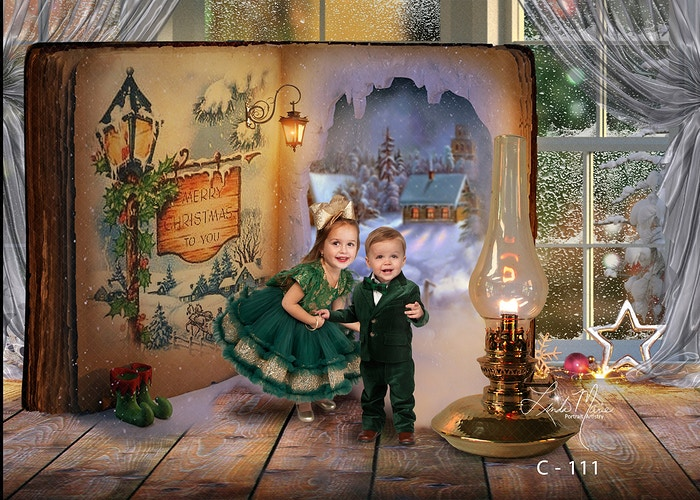 Story Book Street Scenes Gallery Digital - Portrait Artistry by Linda Marie | Newborn, Children & Family Photography