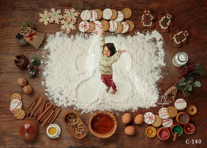 Bakery - Portrait Artistry by Linda Marie | Newborn, Children & Family Photography