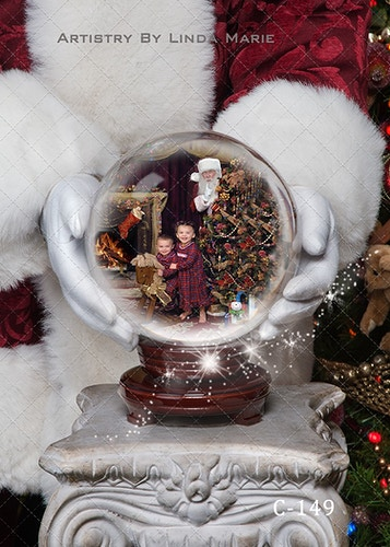 Snow Globe Digital - Portrait Artistry by Linda Marie | Newborn, Children & Family Photography