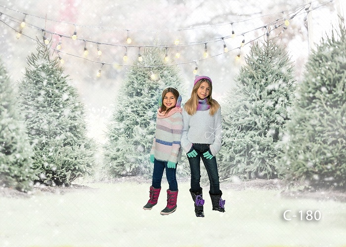 Christmas Tree Farm Gallery Digital - Portrait Artistry by Linda Marie | Newborn, Children & Family Photography