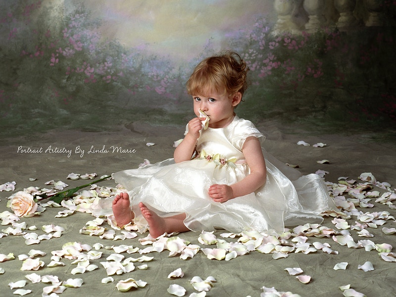 Posies - Portrait Artistry by Linda Marie | Newborn, Children & Family Photography