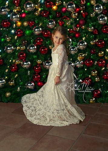 Holiday Wall Gallery - Portrait Artistry by Linda Marie | Newborn, Children & Family Photography