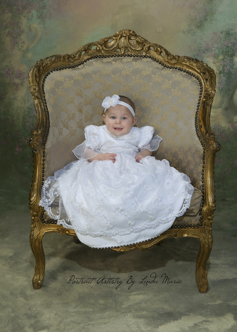 Christening - Portrait Artistry by Linda Marie | Newborn, Children & Family Photography