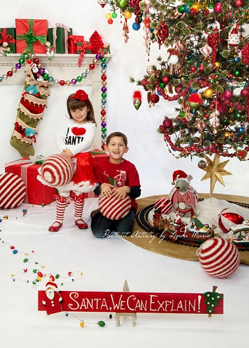 Upside Down Christmas Gallery Digital - Portrait Artistry by Linda Marie | Newborn, Children & Family Photography