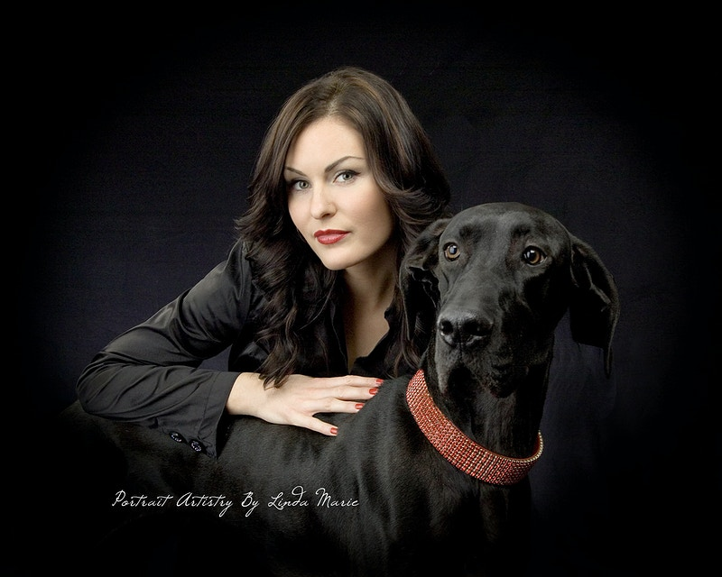 Pets - Portrait Artistry by Linda Marie | Newborn, Children & Family Photography