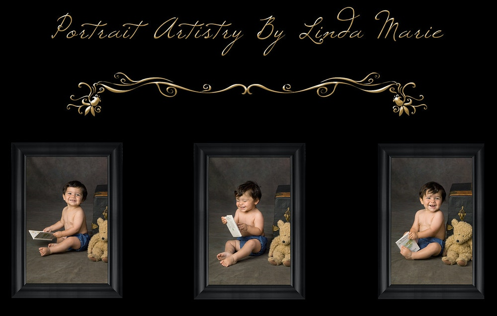 Our Studio - Portrait Artistry by Linda Marie | Newborn, Children & Family Photography