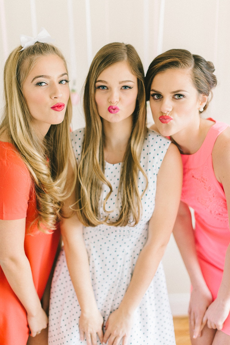 Galentines Day - PSC Hair Artistry