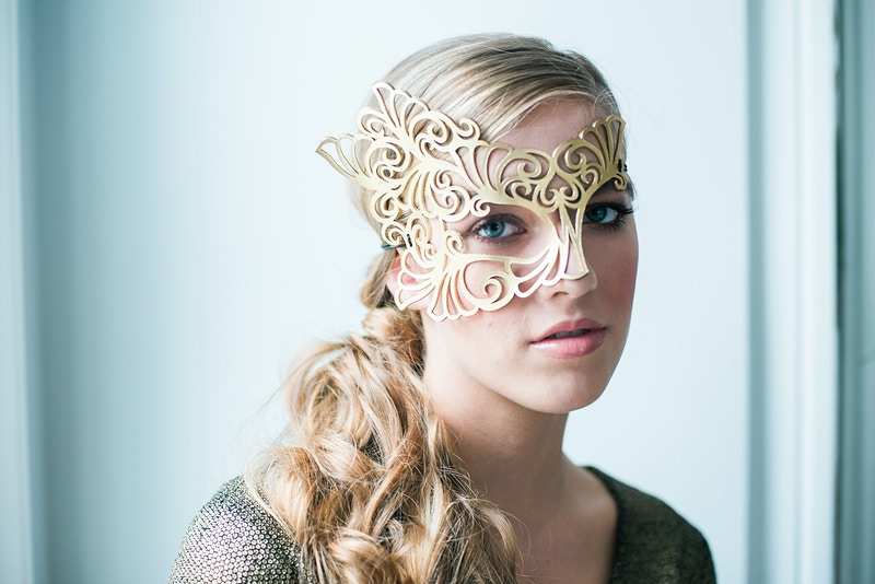 Masquerade Wedding - PSC Hair Artistry