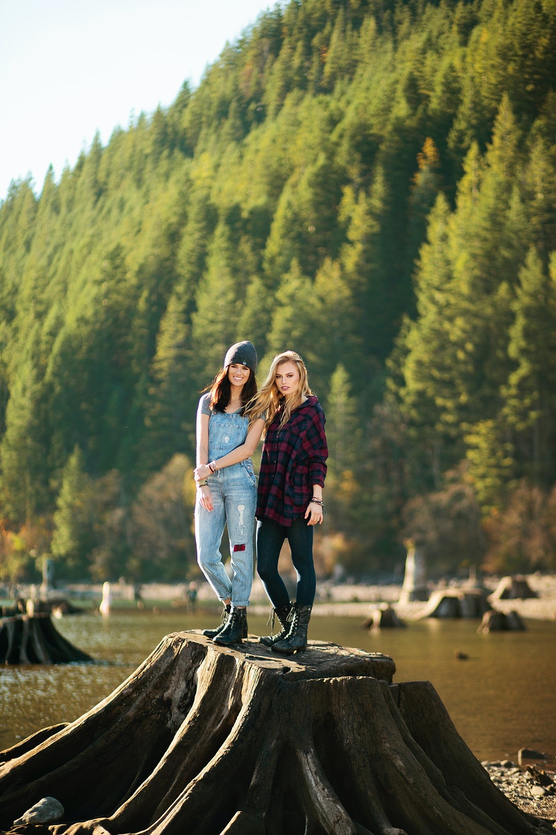 Out Of The Woods - Rachel Davis Photography