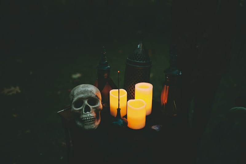 Witchcraft - Rachel Davis Photography