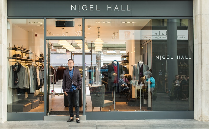 Nigel Hall Shoreditch London - Rajesh Taylor | Mayfair & St James's of London Family Photographer