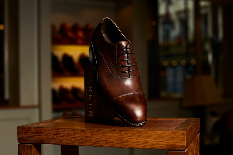 Barker Shoes Jermyn Street London - Rajesh Taylor | Mayfair & St James's of London Corporate and Family Photographer