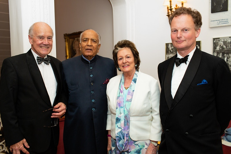British Jesuit Recital Concert The Polish Club Princes Gate South Kensington London - Rajesh Taylor | Mayfair & St James's of London Corporate and Family Photographer