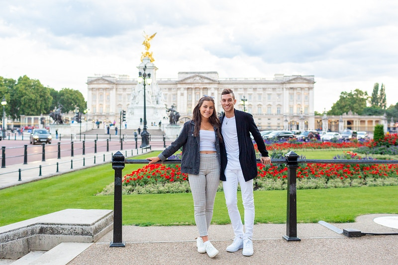 Adina Matthew Westminster Royal Horseguards And Buckingham Palace Honeymoon - Rajesh Taylor | Mayfair & St James's of London Corporate and Family Photographer