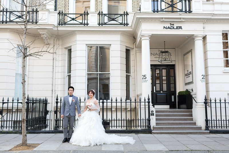 William Yushin Kensington Westminster And St Pauls Cathedral London - Rajesh Taylor | Mayfair & St James's of London Family Photographer