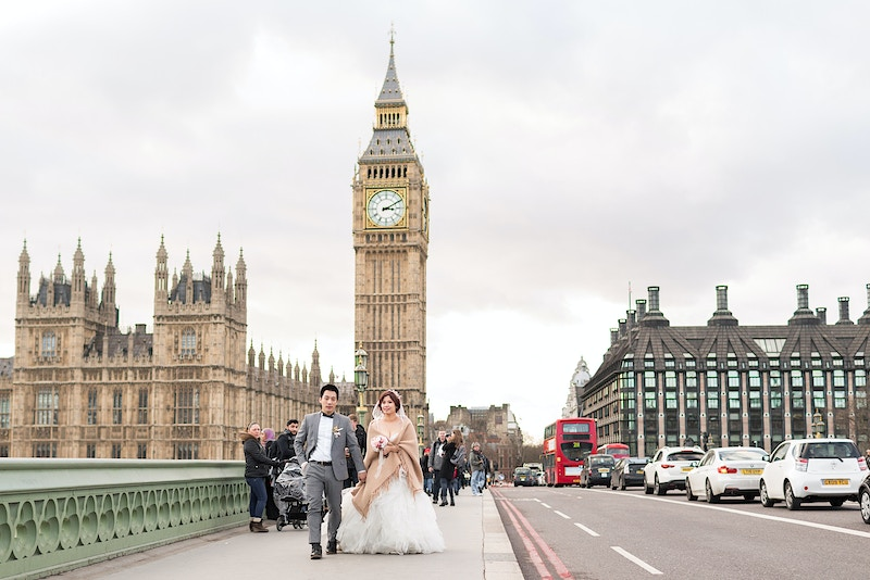 William Yushin Kensington Westminster And St Pauls Cathedral London - Rajesh Taylor | St James's & Mayfair London Photographer