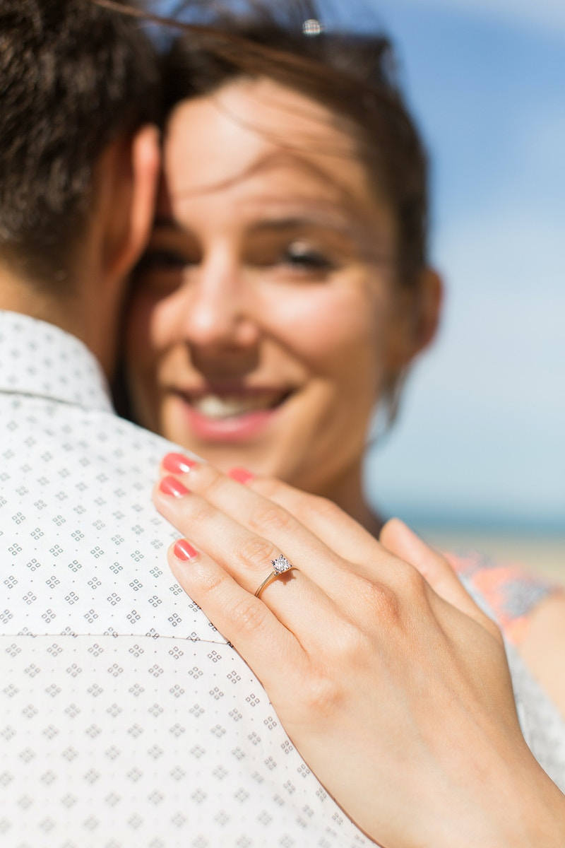 Barbara Krystian Ryde Beach Wedding Proposal Isle Of Wight - Rajesh Taylor | Mayfair & St James's of London Family Photographer