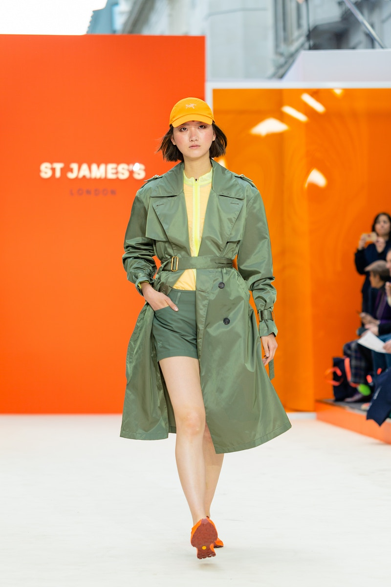 London Fashion Week Jermyn Street St Jamess - Rajesh Taylor | Mayfair & St James's of London Corporate and Family Photographer