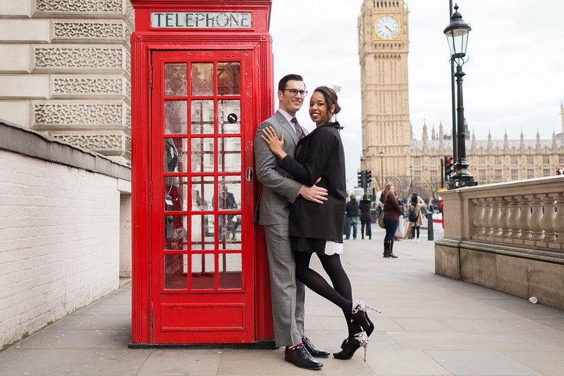 David Nicole London Eye Wedding Proposal Westminster London - Rajesh Taylor | Mayfair & St James's of London Family Photographer