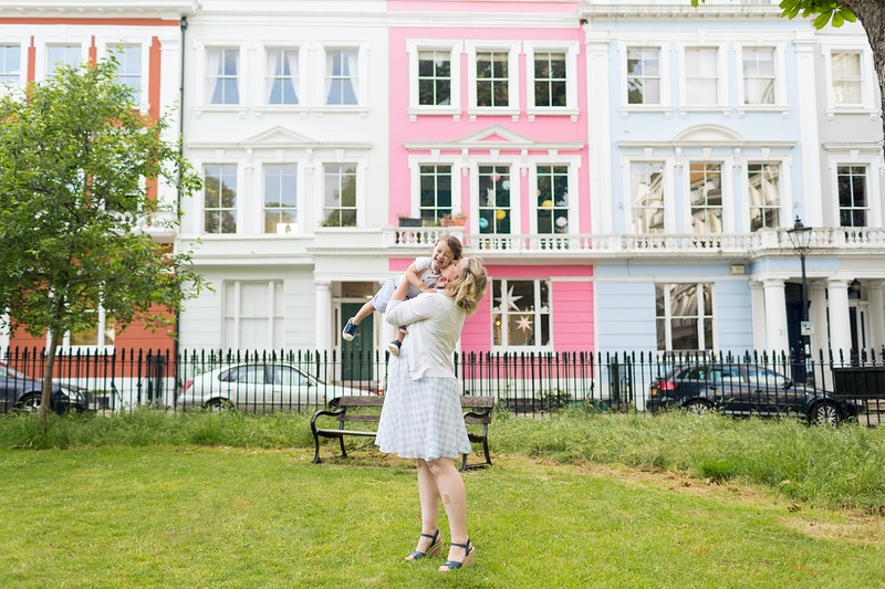 Sarah Jodie Baby George Primrose Hill And Regents Park London Family Vacation - Rajesh Taylor | St James's & Mayfair London Photographer