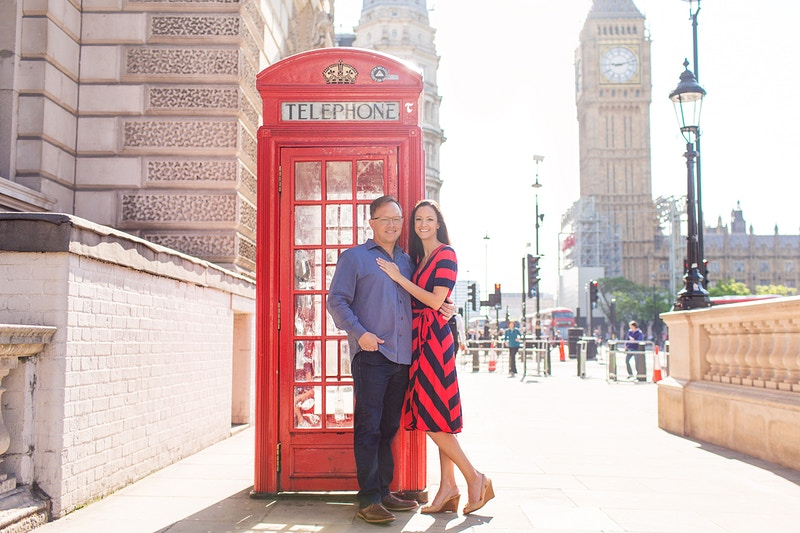 The Boyce Family Big Ben The Houses Of Parliament And Westminster Bridge Family Vacation - Rajesh Taylor | Mayfair & St James's of London Family Photographer