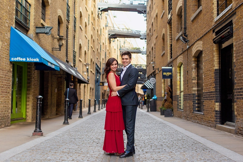 Andrew Taneal Tower Bridge St Katherines Dock And Trinity Square Gardens Tower Hill - Rajesh Taylor | St James's & Mayfair London Photographer