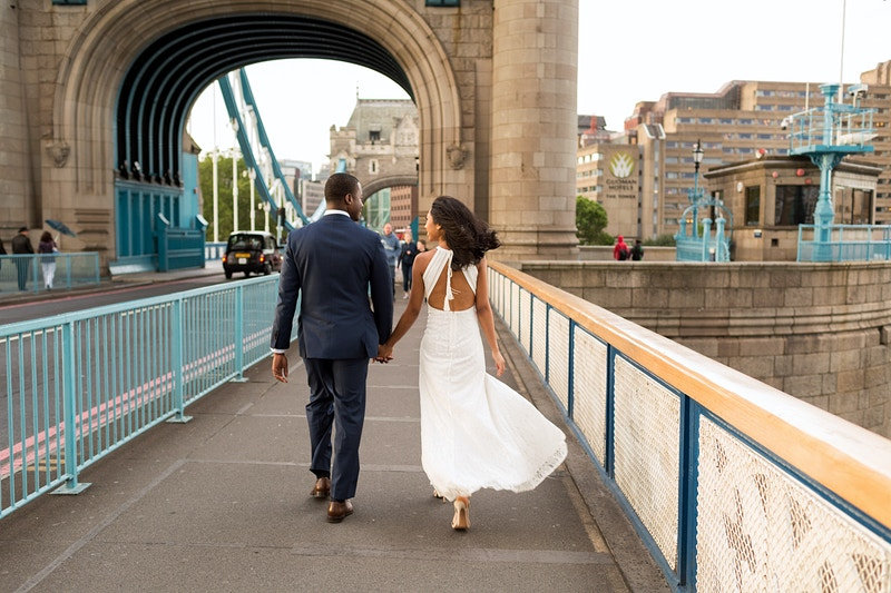 Lindsay Von Tower Bridge London Wedding Proposal - Rajesh Taylor | Mayfair & St James's of London Corporate and Family Photographer